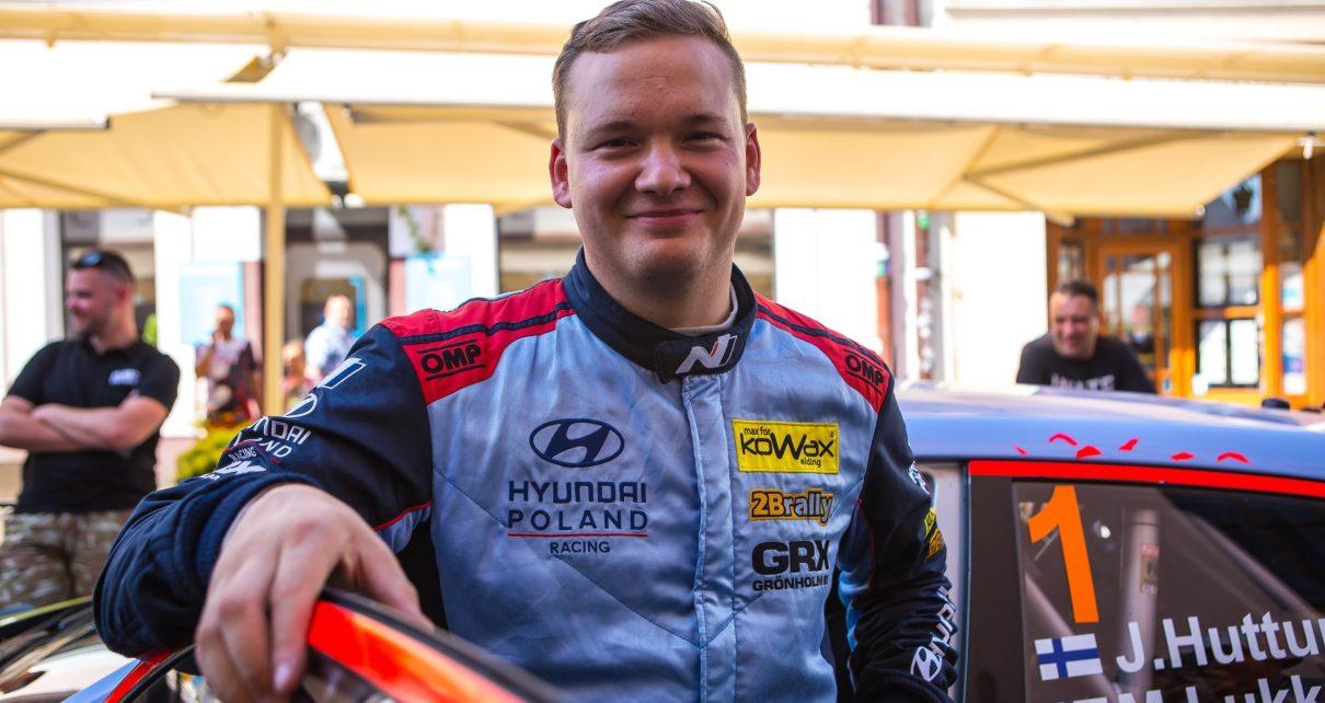 Jari Huttunen rejoint Hyundai en WRC2 !
