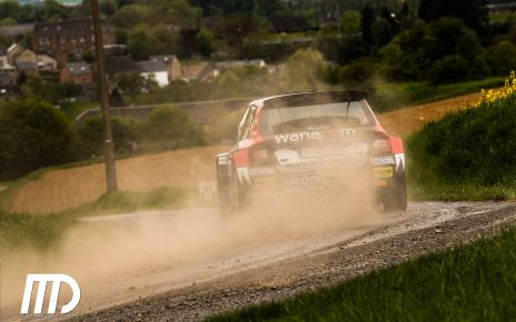 Rallye de Wallonie en Octobre ?
