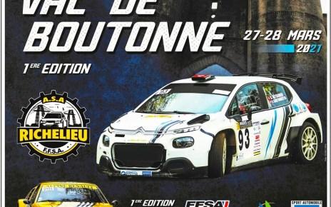 rallye Val de Boutonne