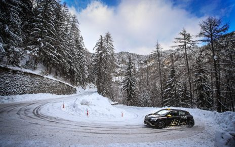La Clio Rally 4 est homologuée !