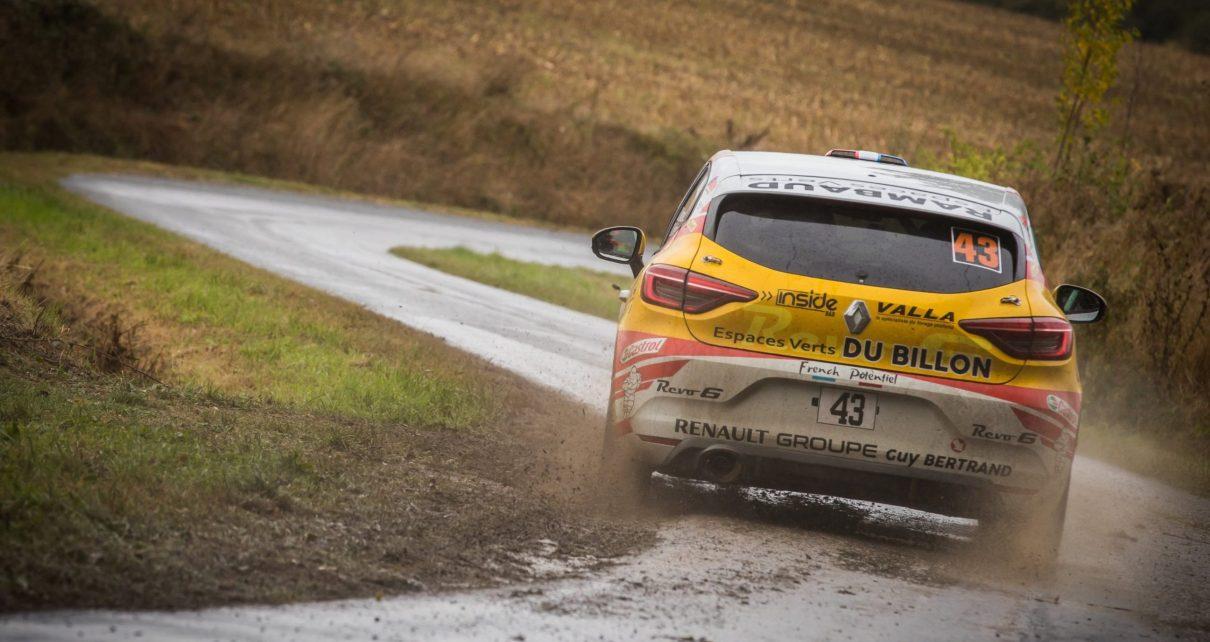 Les calendriers du Clio Trophy France Asphalte et le Challenge Philippe Bugalski revus !