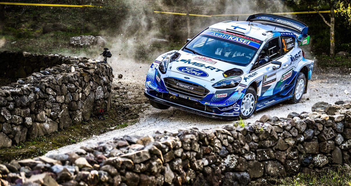 Teemu Suninen retrouvera la Fiesta WRC en Sardaigne...