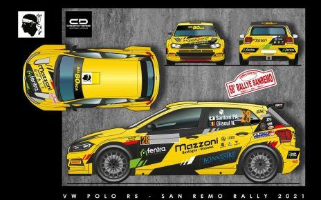 La Polo R5 de Paul Antoine Santoni et Nicolas Gilsoul !