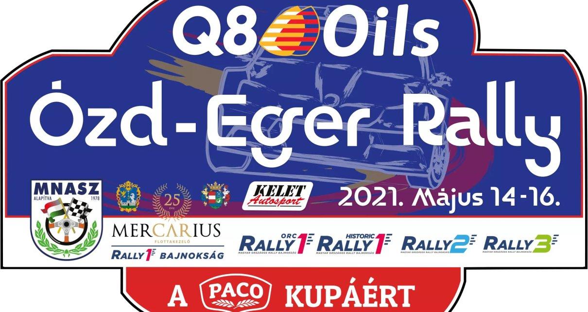 Match Ostberg / Kopecky sur le Ózd Eger Rallye 2021 !