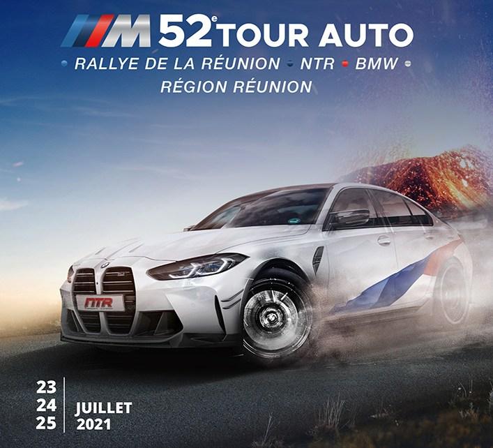 52e Tour Auto - Rallye de La Reunion