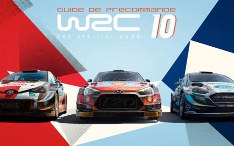 WRC 10 est disponible !