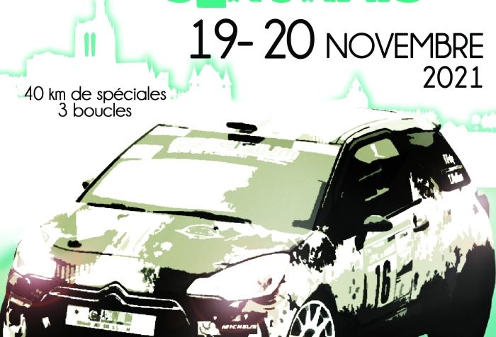Rallye du Grand Sénonais