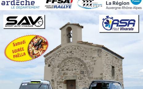 2e Rallye Régional des Vallons Ardéchois 2021