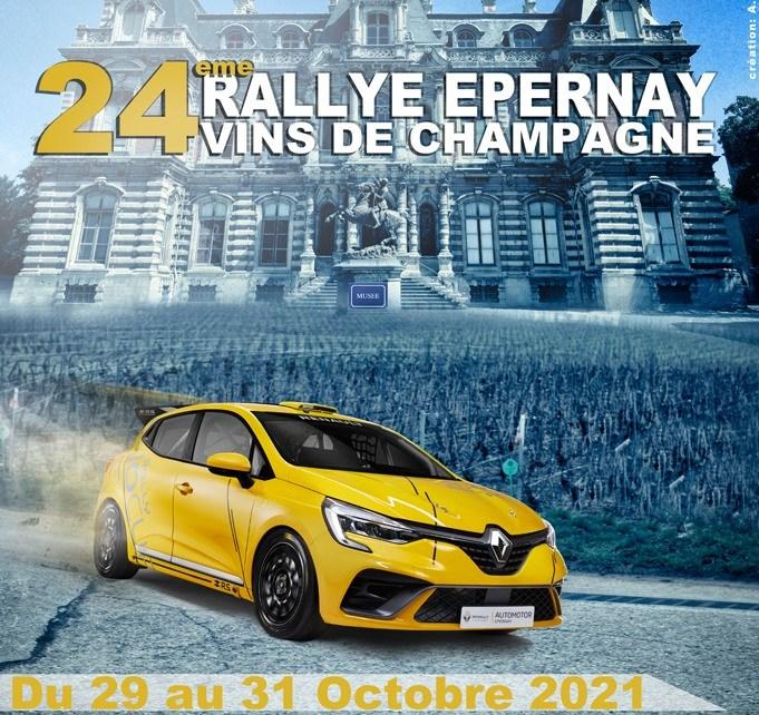 Rallye Épernay Vins de Champagne 2021