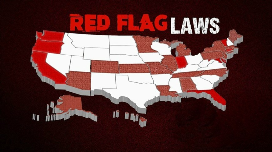 "Are ""Red Flag"" ERPO Laws The Solution To Mass Shootings?"