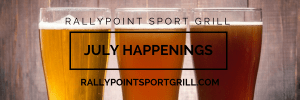 July Happenings at RallyPoint