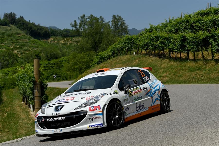 Andriolo Rally della Marca