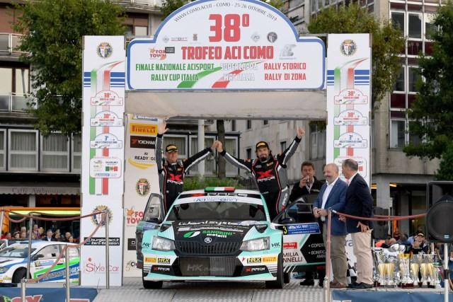 Rusce- Farnocchia, XRace Sport, HK Racing Como