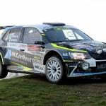 Rally Due Valli, un terzo posto che permette a Basso di mantenere la testa della classifica