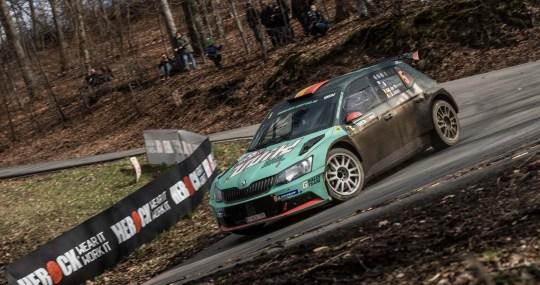Spa Rally Belgio