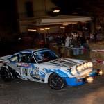 Partito il Rallye Elba Storico, Da Zanche subito a segno