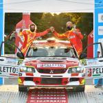 """Peletto e il podio al Trofeo delle Merende: """"Grazie alla super navigatrice Anna (Andreussi)"""""""