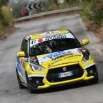 Suzuki Rally Cup: la sfida del monomarca della casa giapponese sbarca al Rally Due Valli