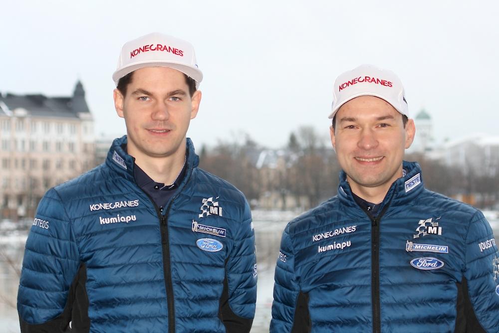 Suninen Markkula WRC