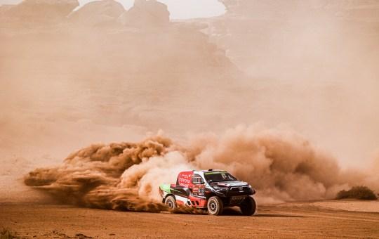 Dakar Yazeed Al Rajhi