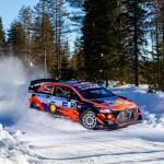 """""""Ott volante"""": Tanak domina e vince l'Arctic Rally Finland"""