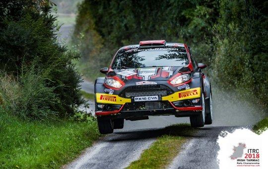 campionato irlandese rally