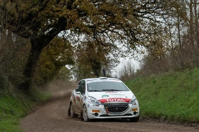Lucchesi Peugeot 208 Rally Cup TOP