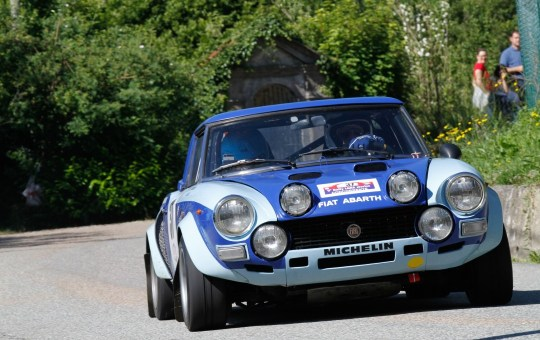 Michelin Historic Rally Cup