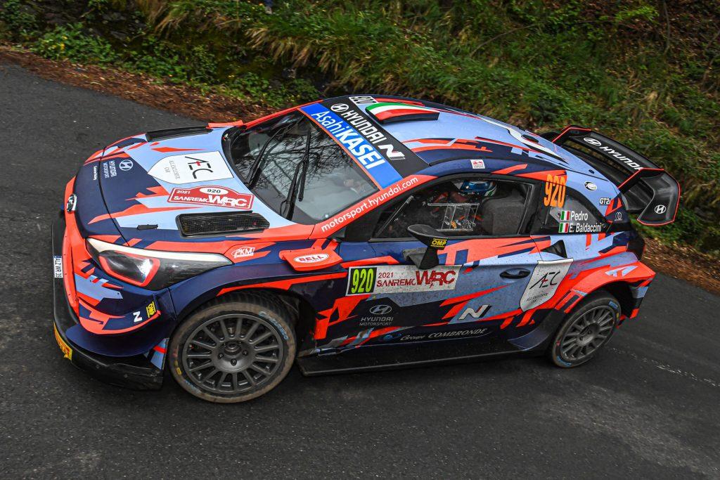 Pedro WRC Plus