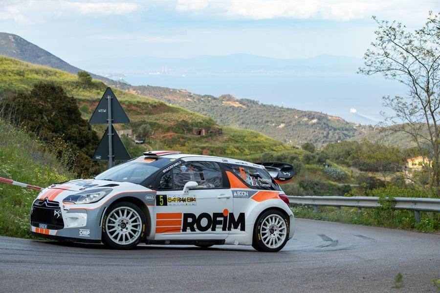 Rallye Elba Pedersoli