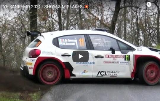 Rallye Sanremo video