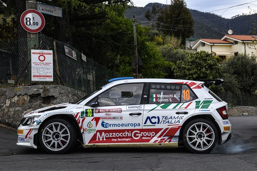 Andrea Mazzocchi Targa Florio