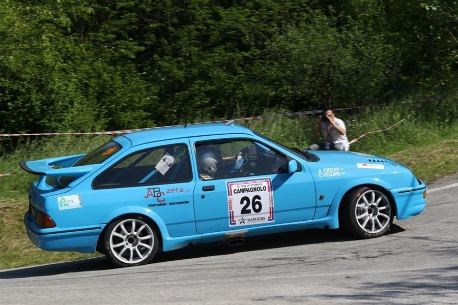 rally campagnolo
