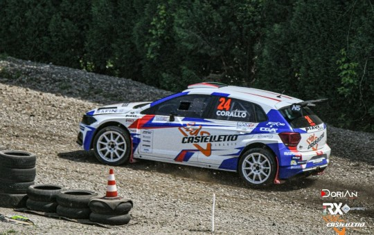 rallycross castelletto