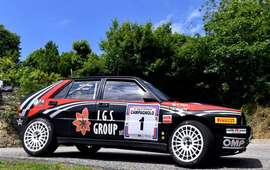 rally campagnolo lucky
