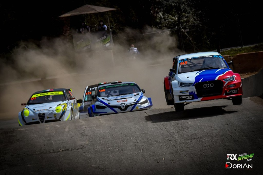 rallycross RX5