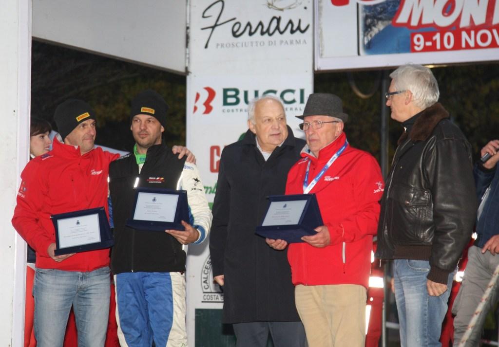 Rally Monte Caio