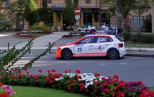 Rally Salsomaggiore Terme