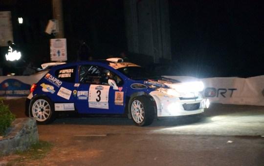 rally tirreno classifica