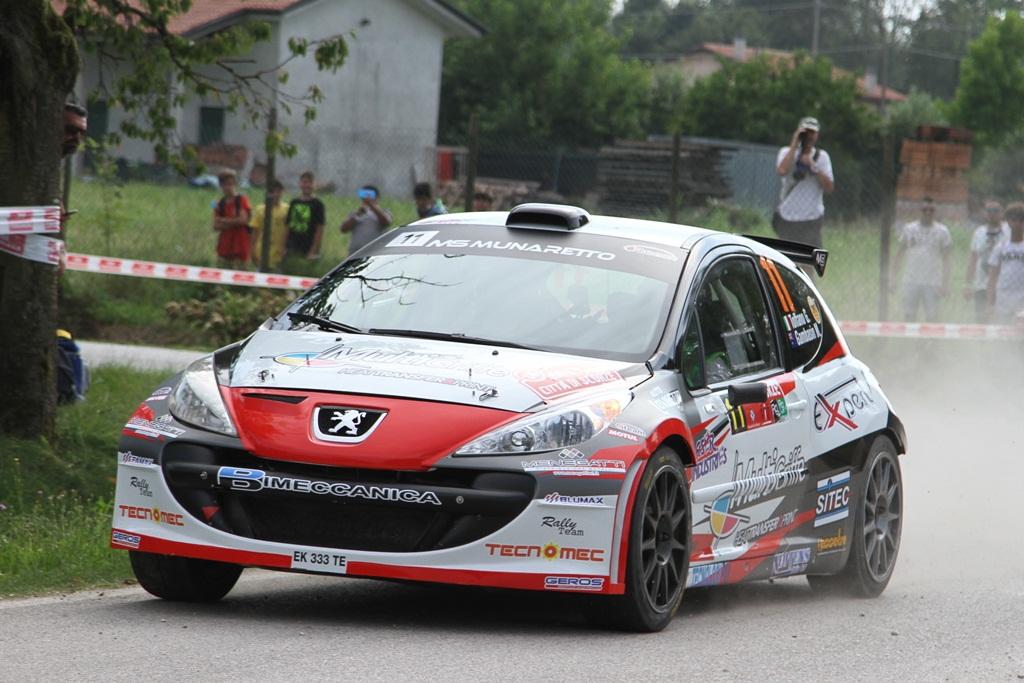 Trofeo Rally Aci Vicenza