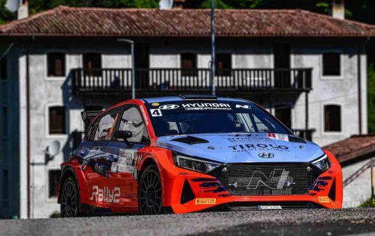 Nuova i20 N Rally2 CIR