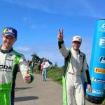Andreas Mikkelsen conquista le Azzorre e allunga in classifica. Sordo e Llarena sul podio