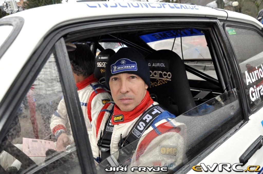 Didier Auriol ticino