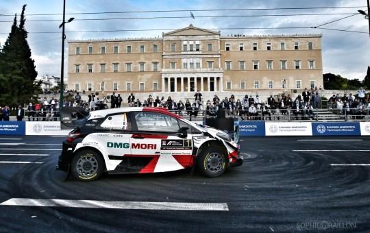 rally grecia ogier