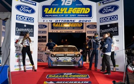 Sono 150 gli iscritti al Rallylegend, grandi piloti e auto da sogno per un'edizione che promette adrenalina pura