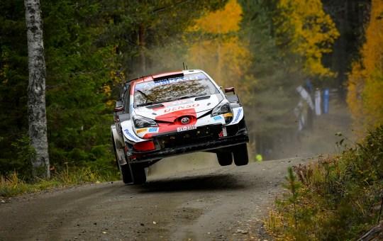rally finlandia