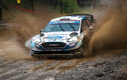 Aci Rally Monza WRC