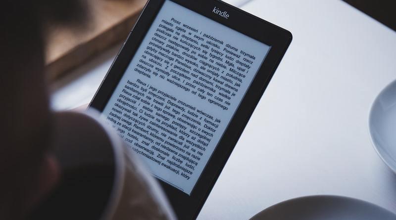 2021 Amazon Kindle Tablets