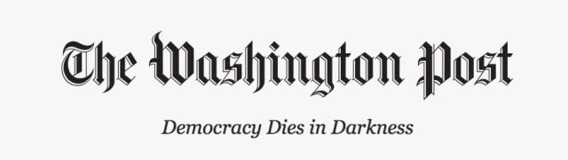 The Washington Post - Democracy Dies in Darkness
