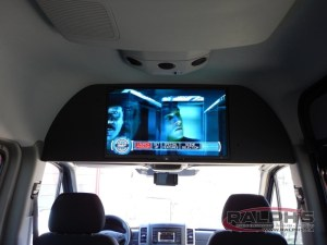 Rear Seat Entertainment